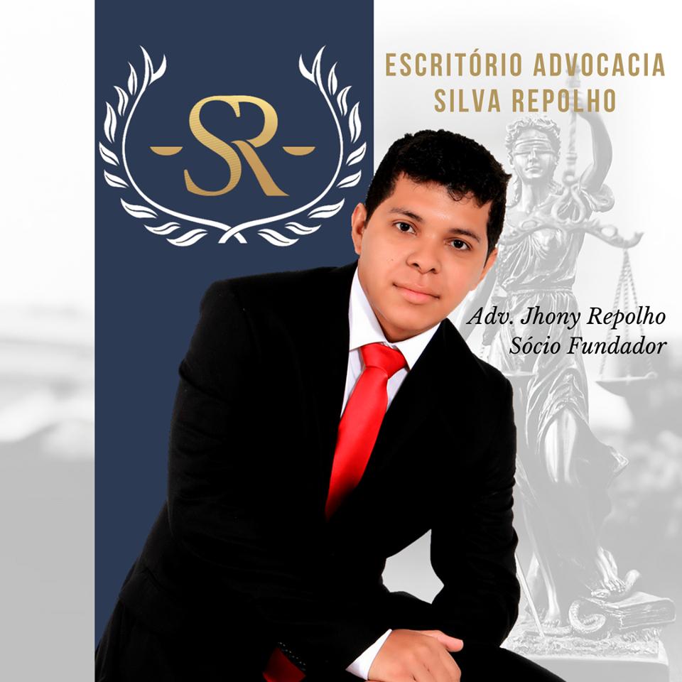 Advogado Jhony Silva Repolho